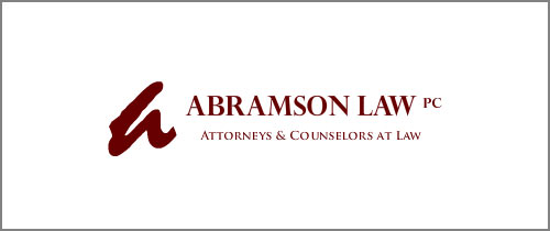 Abramson Law firm logo