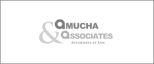 Amuch Law Firm Logo Design