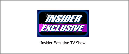 Insider Exclusive TV Show Logo
